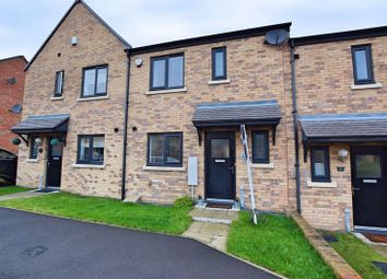 Thumbnail 3 bed terraced house for sale in Countess Way, Shiremoor, Newcastle Upon Tyne