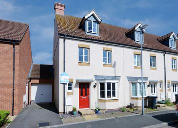Thumbnail 4 bed terraced house for sale in Coker Way, Chard