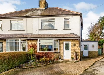 Thumbnail 3 bed semi-detached house for sale in The Grove, Yeadon, Leeds
