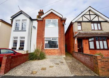 Thumbnail 3 bed semi-detached house for sale in Portchester Road, Woolston, Southampton
