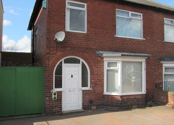 Thumbnail 3 bed semi-detached house to rent in Baxter Avenue, Fenham