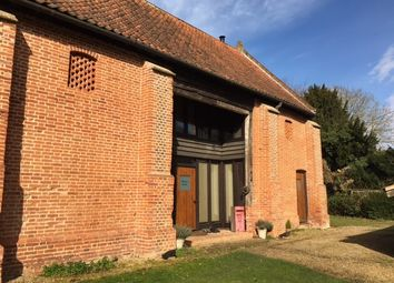 Thumbnail 5 bedroom barn conversion to rent in Dunston Common, Norwich
