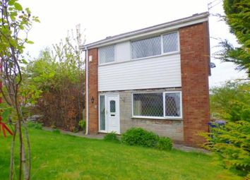 Thumbnail 4 bed detached house for sale in Smalley Croft, Penwortham, Preston