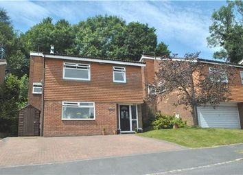 Thumbnail 4 bed detached house for sale in Rochester Way, Crowborough, East Sussex