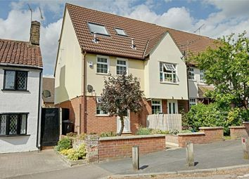3 bed end terrace house for sale in Blacksmith Way, High Wych, Sawbridgeworth, Hertfordshire CM21