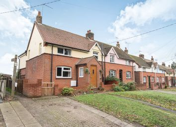Thumbnail 3 bed semi-detached house for sale in Wignall Street, Lawford, Manningtree