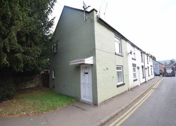 Thumbnail 1 bed end terrace house to rent in Abbeydale Court, Wirksworth Road, Duffield, Belper
