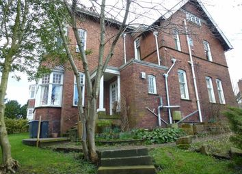 Thumbnail 1 bed flat to rent in Hillside Court, Broad Street, Leek