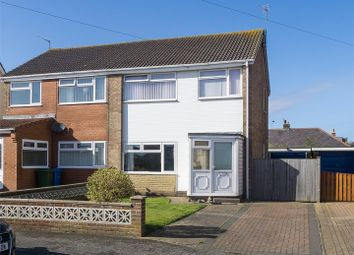 Thumbnail 3 bed semi-detached house for sale in Beaconsfield, Withernsea