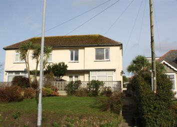 Thumbnail 1 bed flat to rent in Henver Road, Newquay