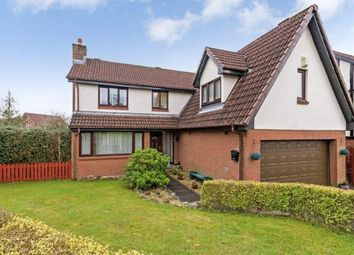 Thumbnail 4 bed detached house for sale in Parkinch, Erskine, Renfrewshire