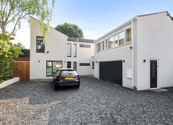 Thumbnail 5 bed detached house for sale in Hersham Road, Walton-On-Thames, Surrey