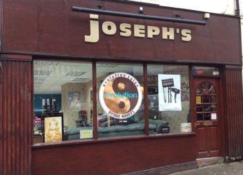 Thumbnail Retail premises to let in Josephs, Wellington Street, Luton, Bedfordshire