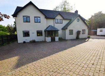 Thumbnail 3 bed detached house for sale in Rockdene, 6 Cae Celyn, Berriew, Welshpool, Powys