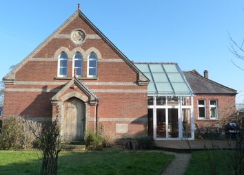 Thumbnail 4 bed detached house for sale in Churchway, Redgrave