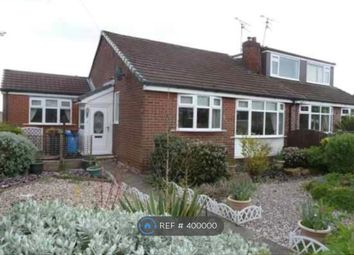 Thumbnail 3 bed bungalow to rent in Cheviot Close, Chadderton, Oldham
