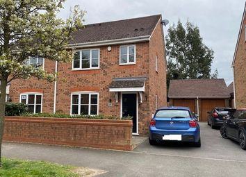 Thumbnail 3 bed semi-detached house for sale in Rumbush Lane, Dickens Heath, Shirley, Solihull