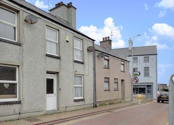Thumbnail 3 bed terraced house for sale in Trearddur Square, Holyhead, Gwynedd