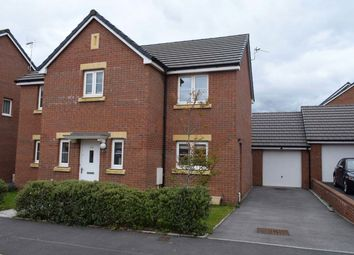 Thumbnail 4 bed detached house for sale in Clos Y Mametz, Porthcawl