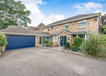 Thumbnail 5 bed detached house for sale in The Graylings, Rochester