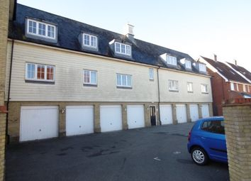 Thumbnail 2 bed flat to rent in Foresters Court, The Avenue, Wivenhoe, Colchester