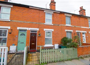Canterbury Road, New Town, Colchester CO2. 3 bed terraced house