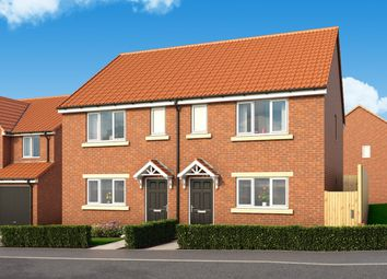 "Thumbnail 3 bed property for sale in ""The Alder"" at St. Marys Terrace, Coxhoe, Durham"