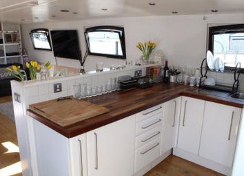 Thumbnail 1 bed detached house for sale in Boardwalk Place, London