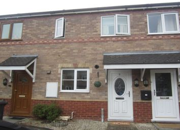 Thumbnail 2 bed terraced house to rent in Probert Close, Crewe