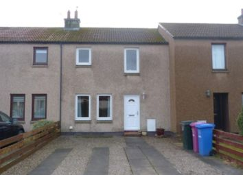 Thumbnail 2 bedroom terraced house for sale in Harestones Court, Lhanbryde, Elgin