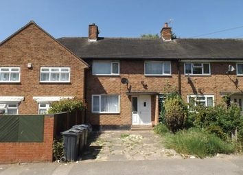 Thumbnail 3 bed terraced house for sale in The Scotchings, Hodge Hill, Birmingham, West Midlands