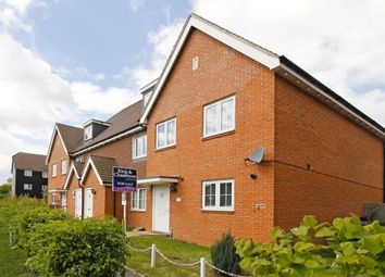 Thumbnail 3 bed semi-detached house for sale in Oddstones, Codmore Hill, Pulborough, West Sussex