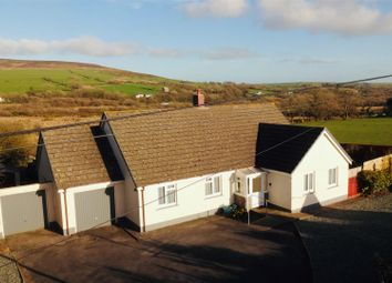 Thumbnail 3 bedroom detached bungalow for sale in Mynachlogddu, Clynderwen