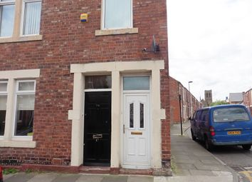 Thumbnail 1 bedroom flat to rent in Park Road, Wallsend