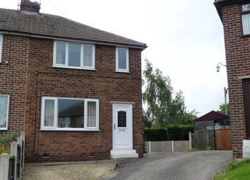 Thumbnail 2 bed semi-detached house for sale in Netherthorpe Close, Staveley, Chesterfield