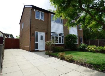 Thumbnail 3 bedroom semi-detached house for sale in Hollybank Close, Ingol, Preston