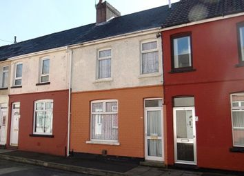 Thumbnail 2 bed terraced house to rent in Rectory Road, Crumlin, Newport, Gwent.