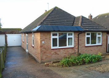 2 bed bungalow to rent in Elmfield Crescent, Exmouth EX8