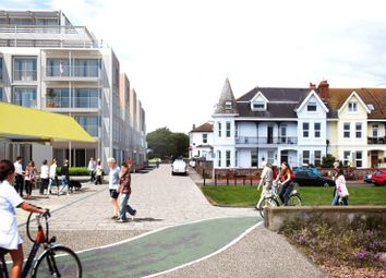 Bayside Apartments, 62 Brighton Road, Worthing, West Sussex BN11. 1 bed flat for sale