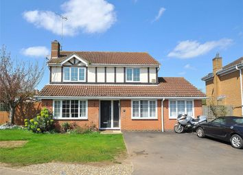 Thumbnail 5 bed detached house for sale in Wertheim Way, Stukeley Meadows, Huntingdon, Cambridgeshire
