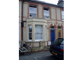 Thumbnail 3 bed terraced house to rent in Hemingford Road, Romsey, Cambridge