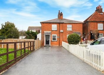 Thumbnail 2 bed cottage for sale in The Street, Stow Maries, Essex