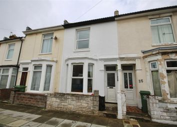 Thumbnail 4 bed terraced house to rent in Jubilee Road, Southsea
