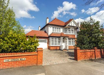 Thumbnail 6 bedroom detached house for sale in The Green Walk, London