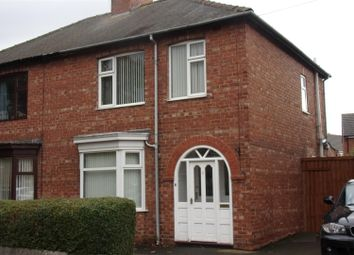 Thumbnail 3 bedroom semi-detached house for sale in Bates Avenue, Darlington, County Durham