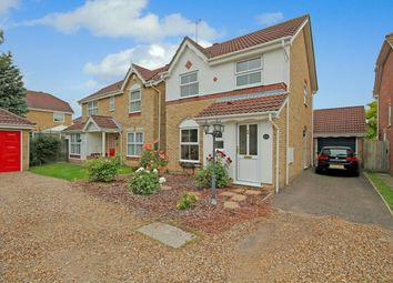 Thumbnail 3 bed detached house for sale in Lancaster Drive, Langdon Hills, Basildon