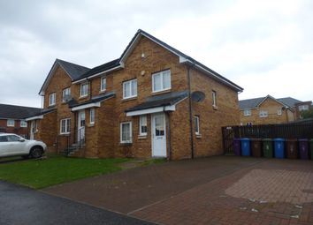Thumbnail 3 bed town house to rent in Myreside Way, Carntyne, Glasgow