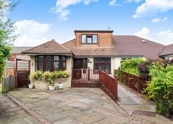 Thumbnail 3 bed semi-detached bungalow for sale in Prescott Avenue, Petts Wood, Orpington