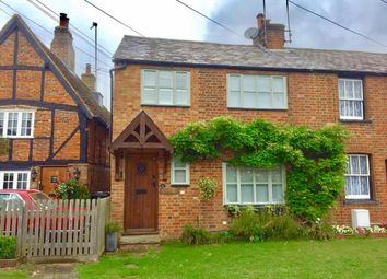 Thumbnail 1 bed cottage to rent in Trooper Road, Aldbury, Tring