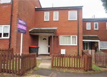 Thumbnail 3 bed terraced house for sale in Chatford, Stirchley Telford